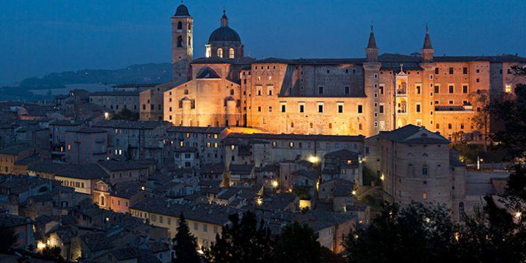 Urbino - Romagna Roadster Club