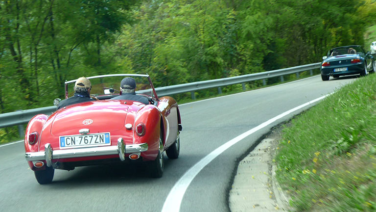 Gallery Romagna Roadster Club